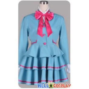 Suite PreCure Pretty Cure Cosplay Private Aria Academy Uniform Costume