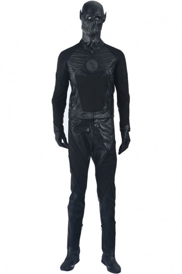The Flash Season 2 Professor Zoom Eobard Thawne Cosplay Costume