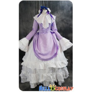 Gosick Cosplay Victorique De Blois Dress Costume