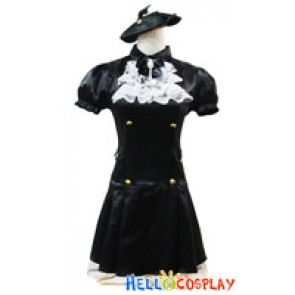 Angel Feather Cosplay Elegant Nobility Maid Dress