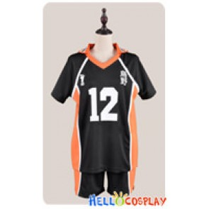 Haikyū Cosplay Volleyball Juvenile No.12 Ver Sports Uniform Costume