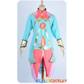 Tales Of Vesperia Cosplay Estellise Sidos Heurassein Estelle Costume