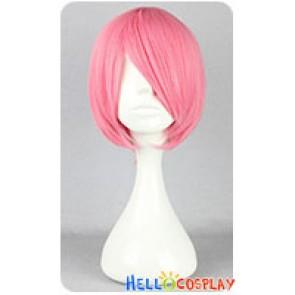 Katekyo Hitman Reborn Gatling Cosplay Wig