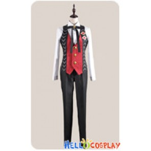Amnesia Cosplay Ikki Toma Costume Uniform