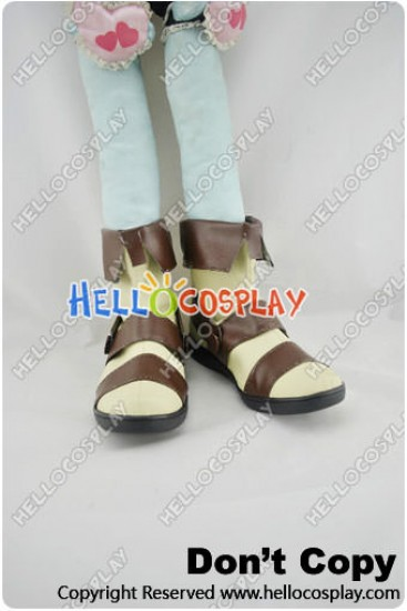 Digimon Cosplay Tachikawa Mimi Shoes