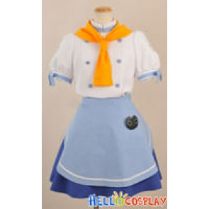 Mayoi Neko Overrun Cosplay Fumino Serizawa Dress