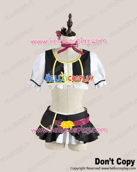 Love Live School Idol Project No Brand Girls Cosplay Maki Nishikino Stage Costume