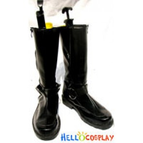 Hatsuharu Sohma Cosplay Boots From Fruits Basket