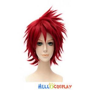 Naruto Sasori Cosplay Wig
