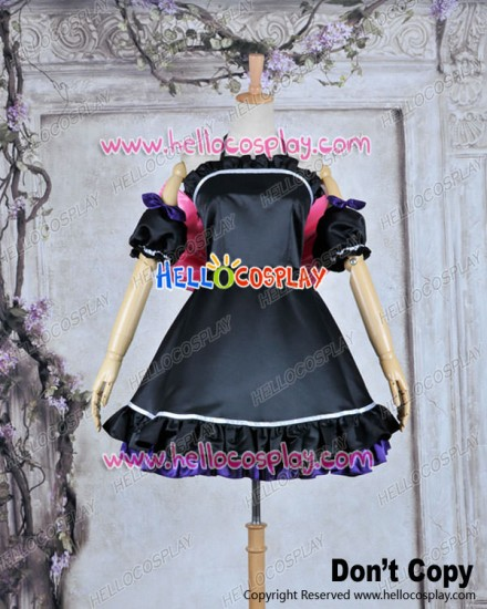 Vocaloid 2 Cosplay Project DIVA F ACUTE Miku Costume Dress
