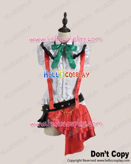 Love Live School Idol Project Field Of View Cosplay Kotori Minami Costume