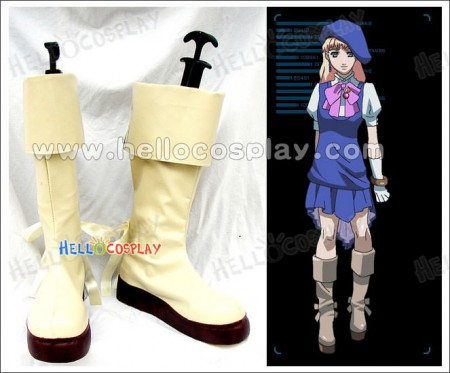 Sheryl Nome Cosplay Boots From Macross Frontier