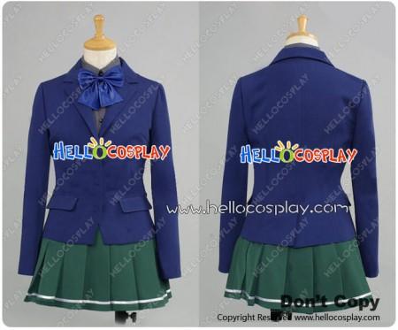 Accel World Cosplay Kuroyukihime Black Lotus School Uniform