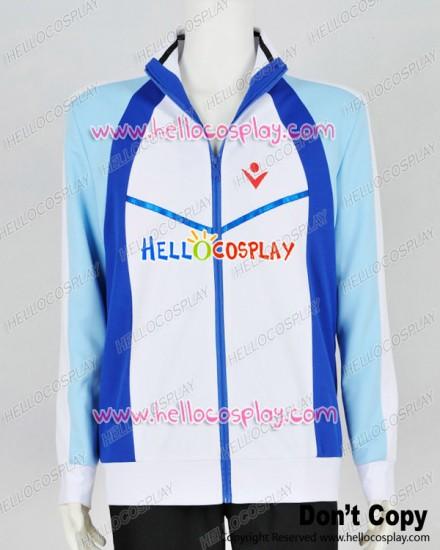 Free Iwatobi Swim Club Cosplay Haruka Nanase Jacket Costume