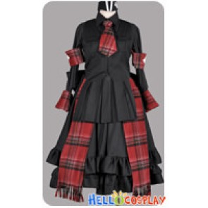 Monster Hunter Cosplay Healer U Lady Dress Costume