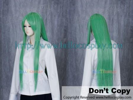 Green Medium Cosplay Wig