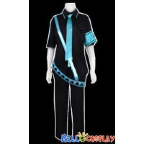 Vocaloid 2 Cosplay Love Is War Hatsune Miku Boy Costume
