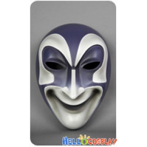 Assassins Creed 2 Fraternity Cosplay Clown Mask Prop