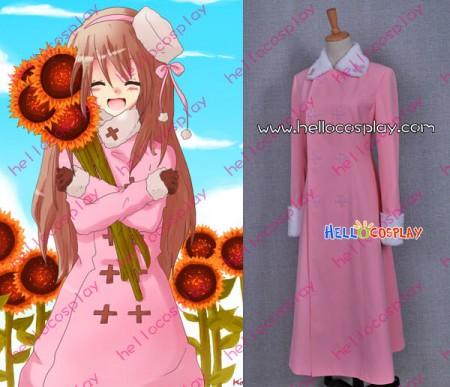 Axis Powers: Hetalia Cosplay Nyotalia Costume Russia Female Coat