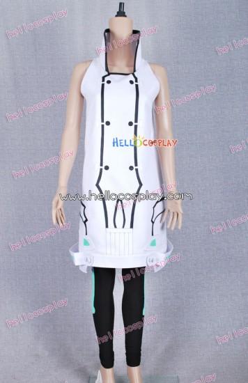 Vocaloid 2 Utatane Piko Cosplay Costume