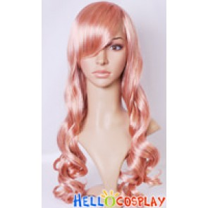 Dolls Lami Cosplay Wig Pink Curly