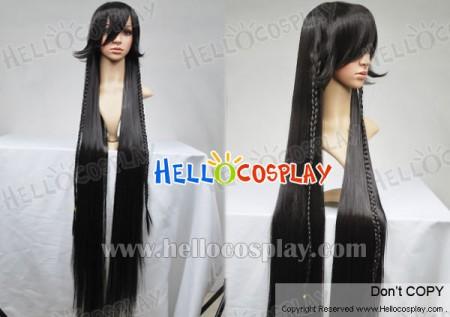 Pandora Hearts Black Rabbit Cosplay Wig