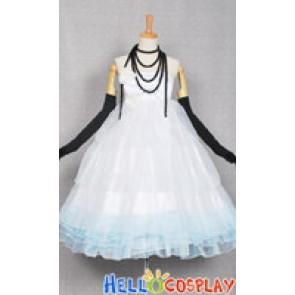 Vocaloid 2 Just A Game Cosplay Costume Hatsune Miku Dress