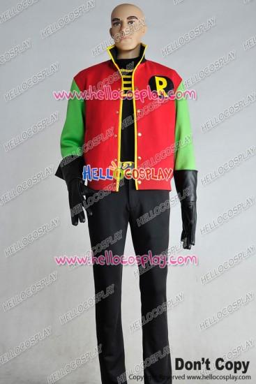 Batman Thrillkiller Robin Cosplay Costume
