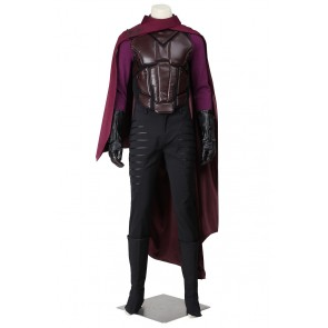 X-Men Days of Future Past Magneto Cosplay Costume