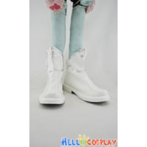 Sword Art Online Cosplay Shoes Yuuki Asuna Shoes