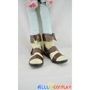 Digimon Cosplay Tachikawa Mimi Shoes
