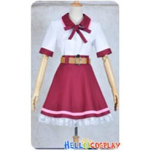 Haiyore Nyaruko San Cosplay Nyarlathotep Costume Uniform