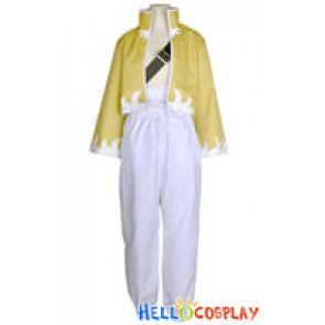Full Metal Alchemist Cosplay Ling Yao Costume