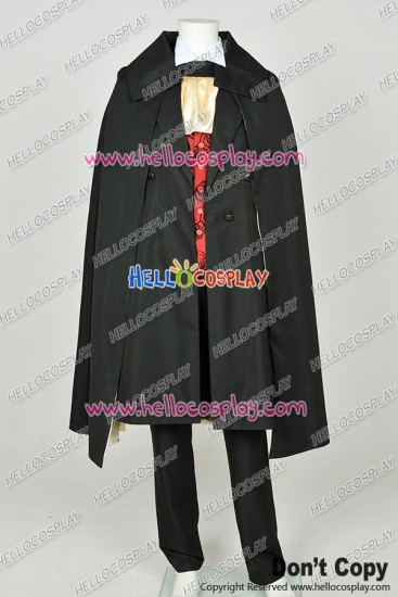 The Phantom Of The Opera Angel Of Music Erik Cosplay Costume