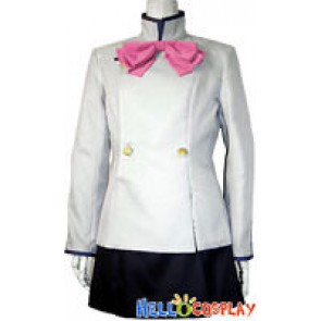 Nabari No Ou Cosplay School Girl Uniform