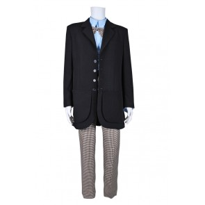 The Second Doctor Costume Dr Suit