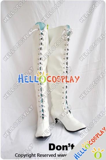 Touhou Project Cosplay Rinnosuke Morichika Boots New