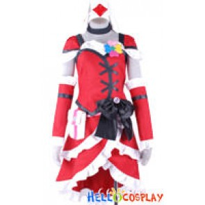 Fresh Pretty Cure Higashi Setsuna Cosplay Costume