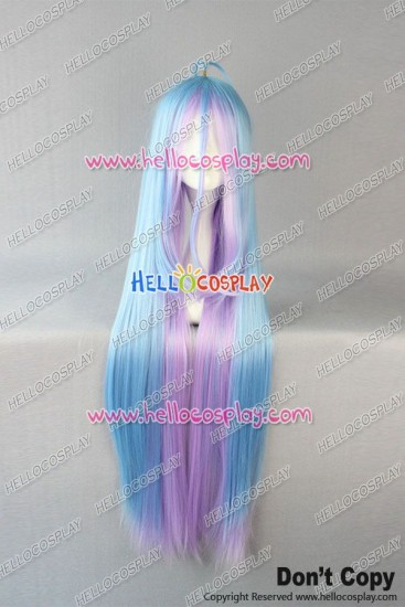 No Game No Life Shiro Cosplay Wig