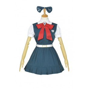 Danganronpa 2: Goodbye Despair Cosplay Sonia Nevermind Dress Costume