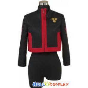 Macross Frontier SMS Cosplay Costume Jacket