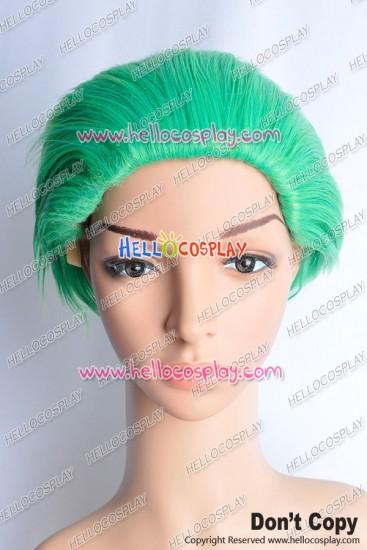 Suicide Squad Batman Joker Cosplay Wig