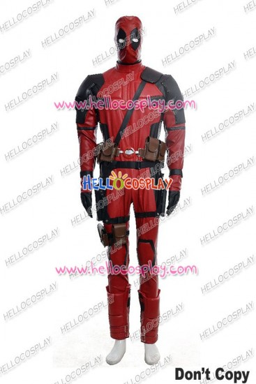 Deadpool Wade Wilson Cosplay Costume