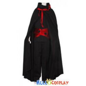 Tsubasa Reservoir Chronicle Kurogane Cosplay Costume
