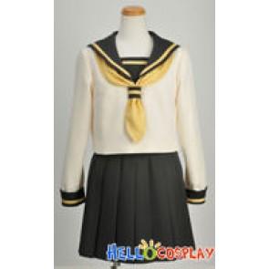 Please Teacher Cosplay School Girl Uniform