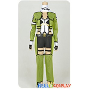 Sword Art Online Ⅱ 2 Cosplay Shino Asada Fighting Uniform Costume
