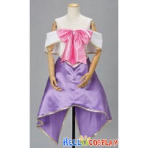 Gundam Seed Cosplay Lacus Clyne Dress