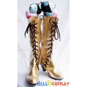 Vocaloid 2 Cosplay Megurine Luka Long Boots