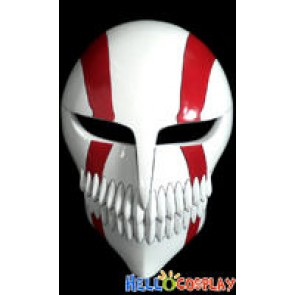 Bleach Cosplay Ichigo Kurosaki Hollow Mask Anime Version