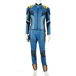 Star Trek Beyond Captain Kirk Cosplay Costume Uniform